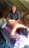 Massaggio delle correnti