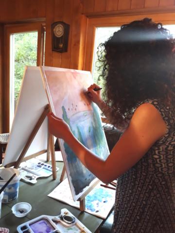 biografia pittura