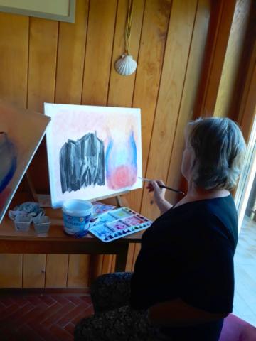 pittura biografia
