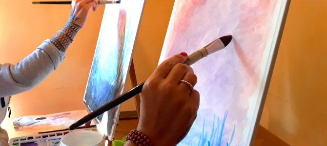 TASTARE IMMAGINI – Laboratorio di biografia e pittura – 20/22 luglio 2018